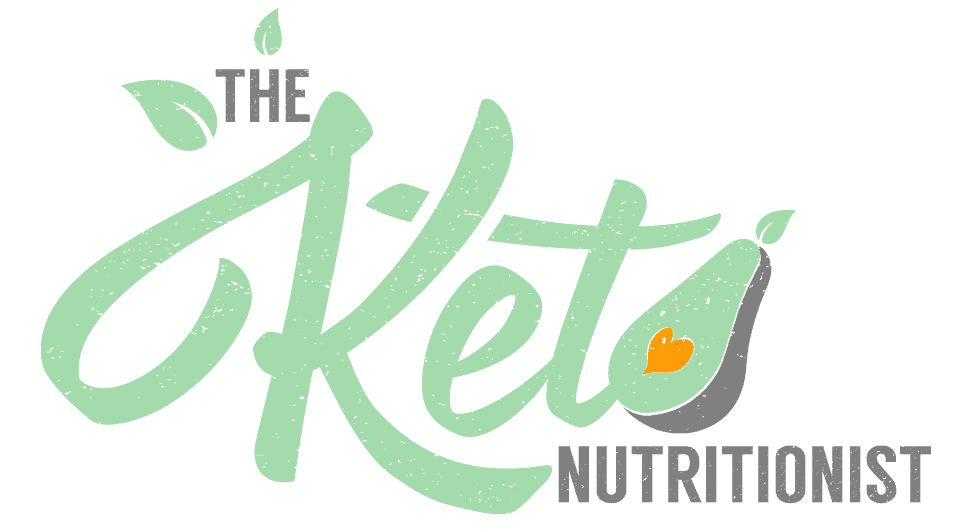 keto nutritionist logo